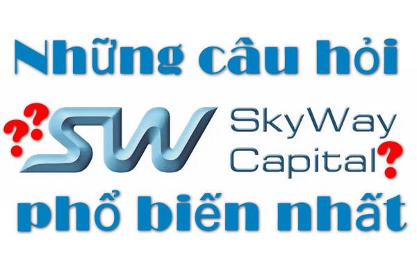 SkyWay IPO - Những câu hỏi phổ biến nhất về SkyWay ?
