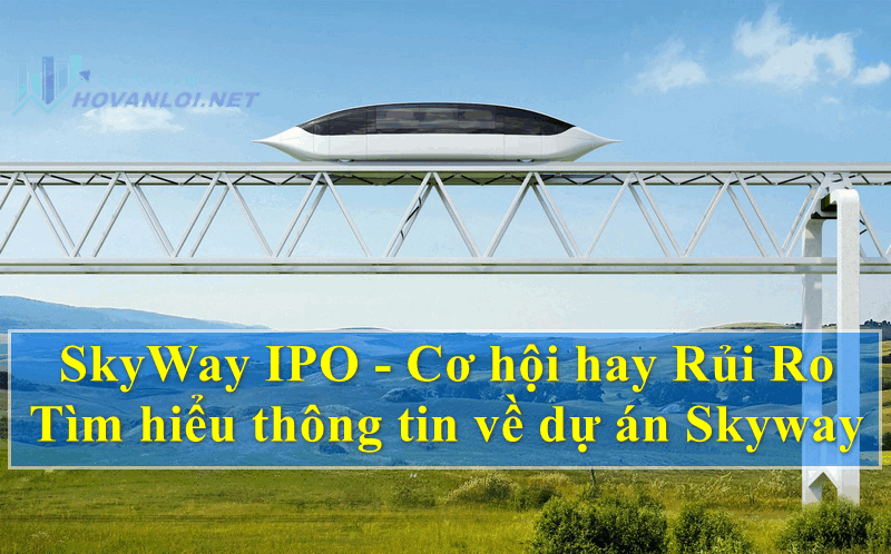 SkyWay IPO - Cơ hội hay Rủi Ro | Tìm hiểu thông tin về dự án Skyway Capital