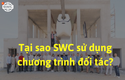 Tại sao SWC sử dụng chương trình đối tác?
