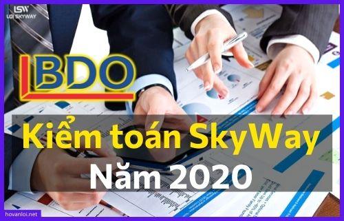 Kiểm toán SkyWay năm 2020 | Kiển Toán BDO