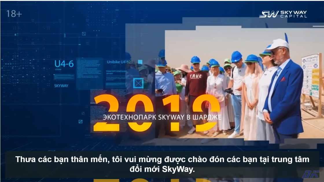 ✅ Khi Nào SkyWay Lên Sàn? Chủ Tịch SkyWay Yunitskiy Trả Lời