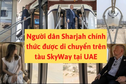 Các phóng viên của The National đã tới thăm Trung tâm thử nghiệm và chứng nhận UST tại Sharjah