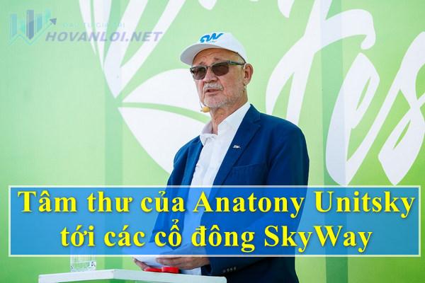 Tâm thư | Chuỗi vận chuyển SkyWay | Ai là nhà phát minh Anatoly Yunitskiy và vận chuyển chuỗi của anh ta thực sự tồn tại không ???