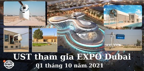 Unitsky String Technologies tham gia EXPO Dubai 1/10/2021