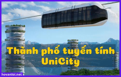 Thành phố tuyến tính UniCity