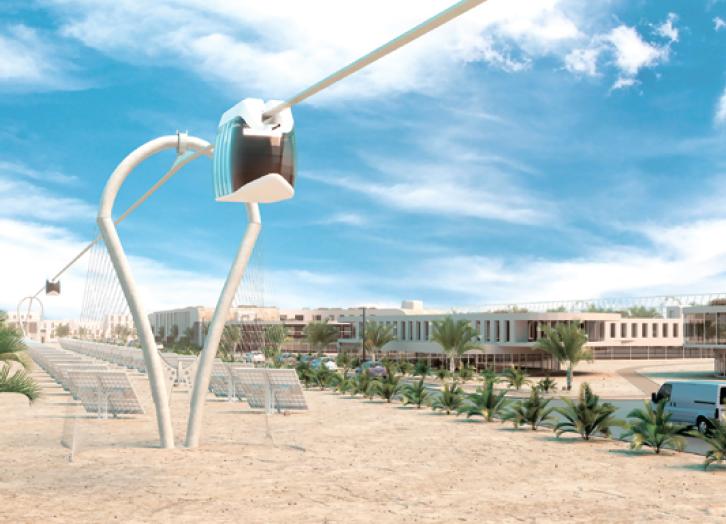 Tạp chí kinh doanh Office life: VẬN TẢI CỦA TƯƠNG LAI: ĐẦU TIÊN Ở UAE, SAU ĐÓ TRÊN TOÀN THẾ GIỚI