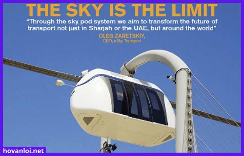 SkyWay xuất hiện trên trang bìa của tuần lễ xây dựng tháng 8 năm 2021 | Constructionweekonline