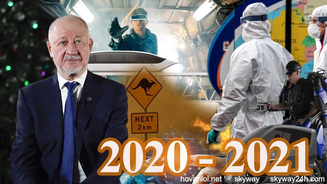 BÀI DIỄN VĂN NĂM MỚI CỦA ANATOLY YUNITSKIY 2021