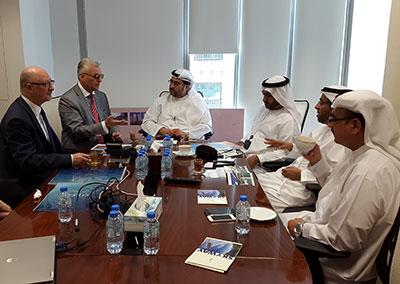 SkyWay ở UAE 2015
