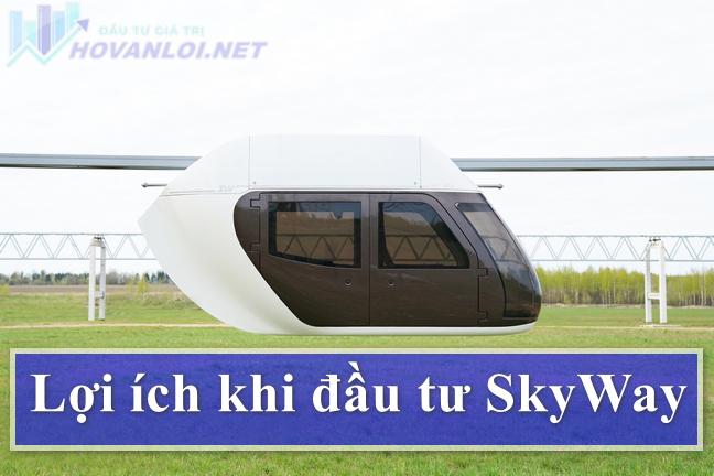 Sky World Community | Lợi ích của việc khi bạn đầu tư vào SkyWay là gì?